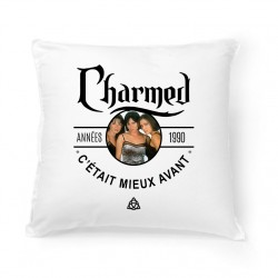 Coussin Années 90 - Charmed