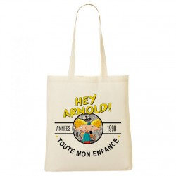 Tote Bag Années 90 - Hey Arnold!