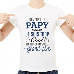 T-Shirt Papy cool