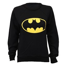 Sweat noir Batman Enfant
