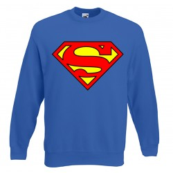 Sweat bleu Superman Enfant