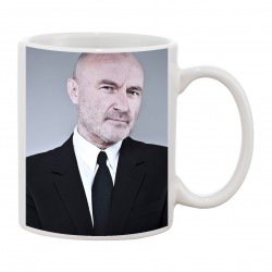 MUG fan de... Phil Collins