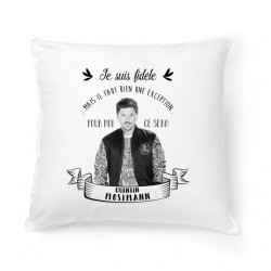 Coussin FIDELE Quentin Mosimann