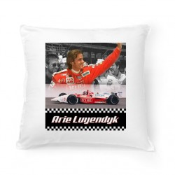 Coussin FORMULE 1 Arie Luyendyk