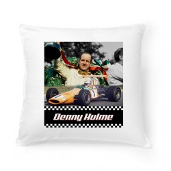 Coussin FORMULE 1 Denny Hulme