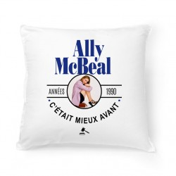 Coussin Années 90 - Ally McBeal