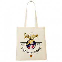 Tote Bag Années 90 - Sailor Moon