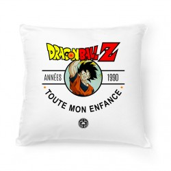 Coussin Années 90 - Dragon Ball Z