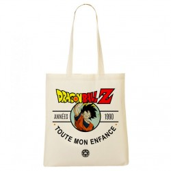 Tote Bag Années 90 - Dragon Ball Z