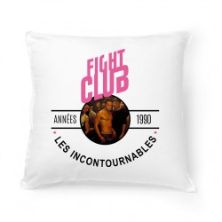 Coussin Années 90 - Fight Club