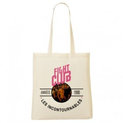 Tote Bag Années 90 - Fight Club