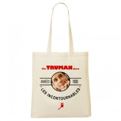 Tote Bag Années 90 - The truman show