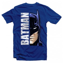T-Shirt  Super-héros Batman - Homme Bleu