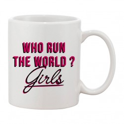 MUG Who run the world ? Girls !