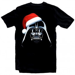 T-Shirt Dark Vador Star Wars Noel