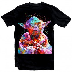 T-Shirt Yoda Star Wars Tribute
