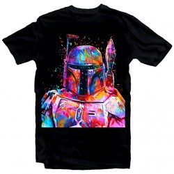T-Shirt Boba Fett Star Wars Tribute