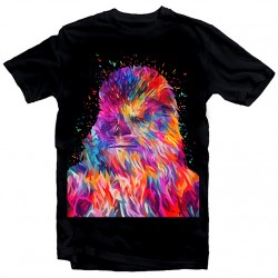 T-Shirt Chewbacca Star Wars Tribute
