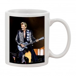 MUG Fan de ... Johnny Hallyday Guitare