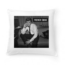 Coussin Johnny : French Swag
