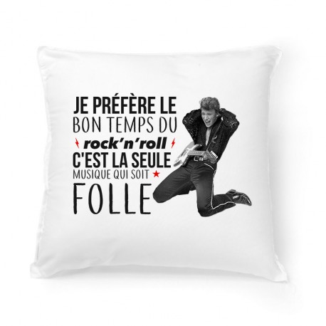 Coussin Johnny : Le bon temps du rock'n'roll