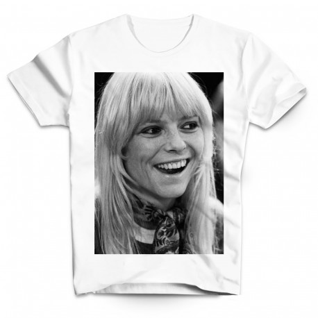 T-Shirt Fan de... France Gall chanteuse