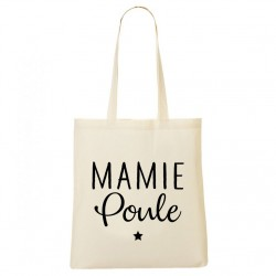 Tote Bag - Mamie poule