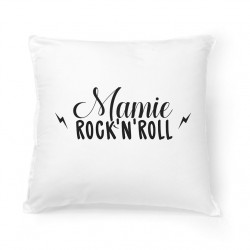 Coussin Mamie rock'n'roll