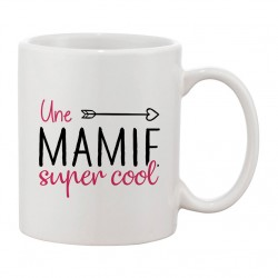MUG - Une mamie super cool