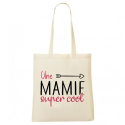 Tote Bag - Une mamie super cool