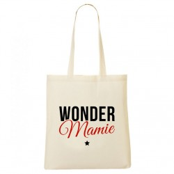 Tote Bag - Wonder mamie