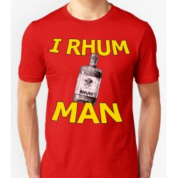 T-Shirt I Rhum Man