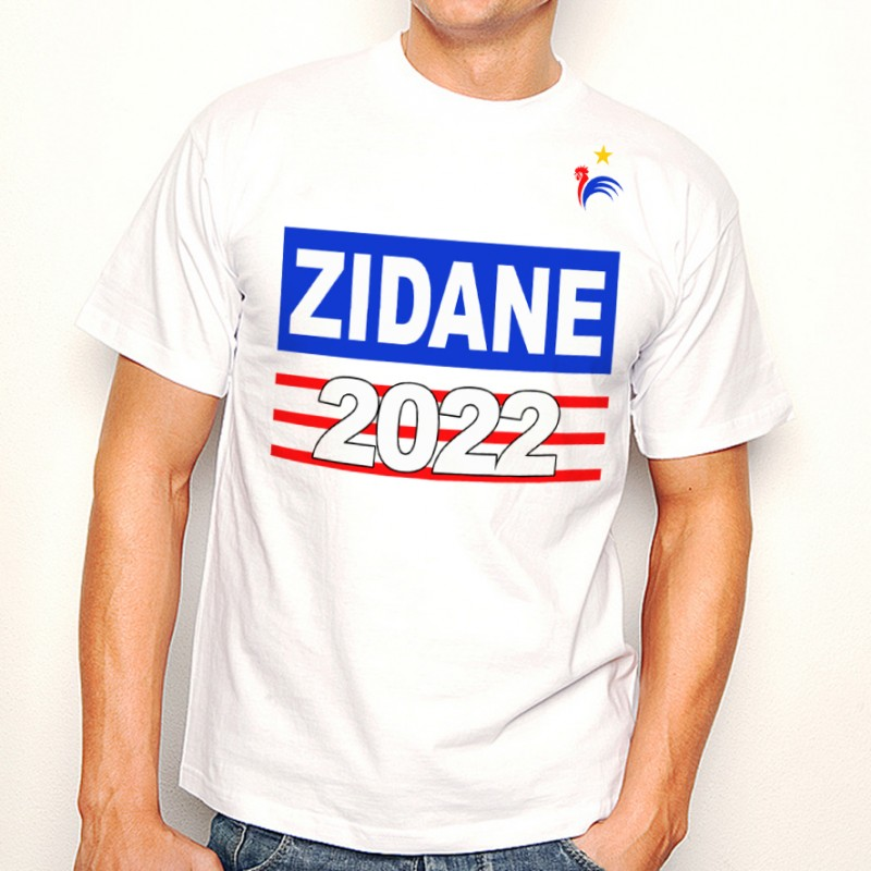 t shirt t shirt zidane 2022 france mondial de foot ketshooop t shirts anniversaires rigolos. Black Bedroom Furniture Sets. Home Design Ideas
