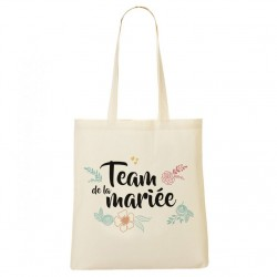 Tote Bag - EVJF Team de la Mariée