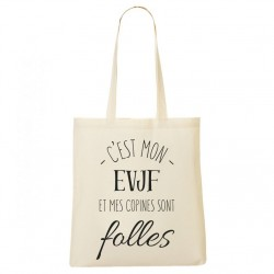 Tote Bag - EVJF Copines Folles