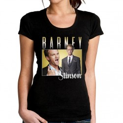 T-Shirt Vintage Collection - Barney Stinson