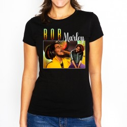 T-Shirt Vintage Collection - Bob Marley