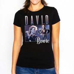 T-Shirt Vintage Collection - David Bowie