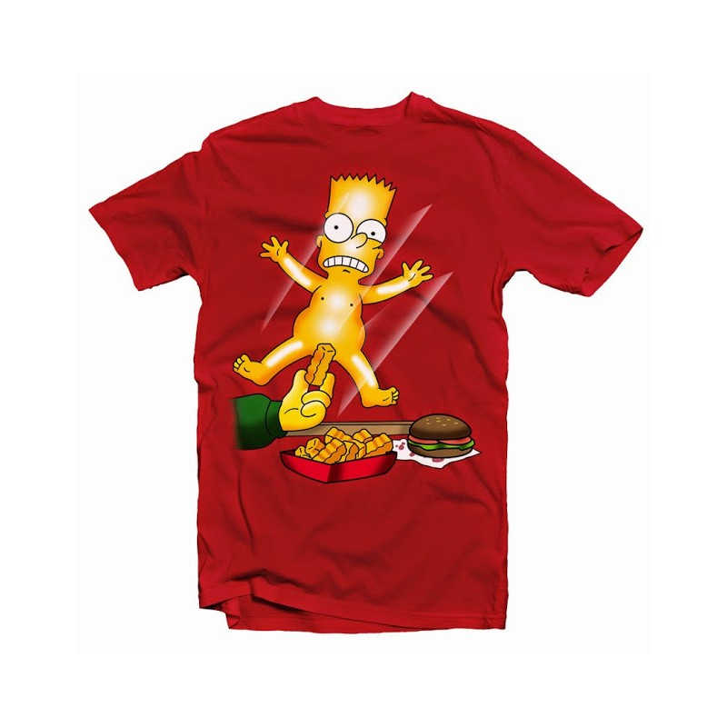 bdcd856d pas cher tee shirt bart simpson - Achat | gdgclub.oneloyalty.in