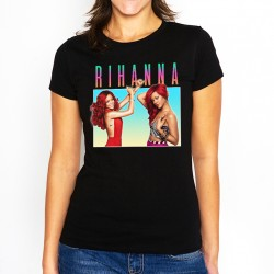 T-Shirt Vintage Collection - Rihanna