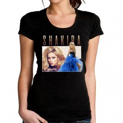 T-Shirt Vintage Collection - Shakira