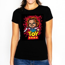 T-Shirt Chucky - Toy Gory