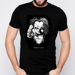 T-Shirt Chucky - Wanna play ?