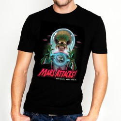 T-Shirt Mars Attacks