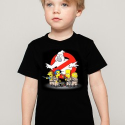 T-Shirt Ghostsimpson