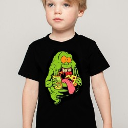 T-Shirt Gosthbusters Slimer