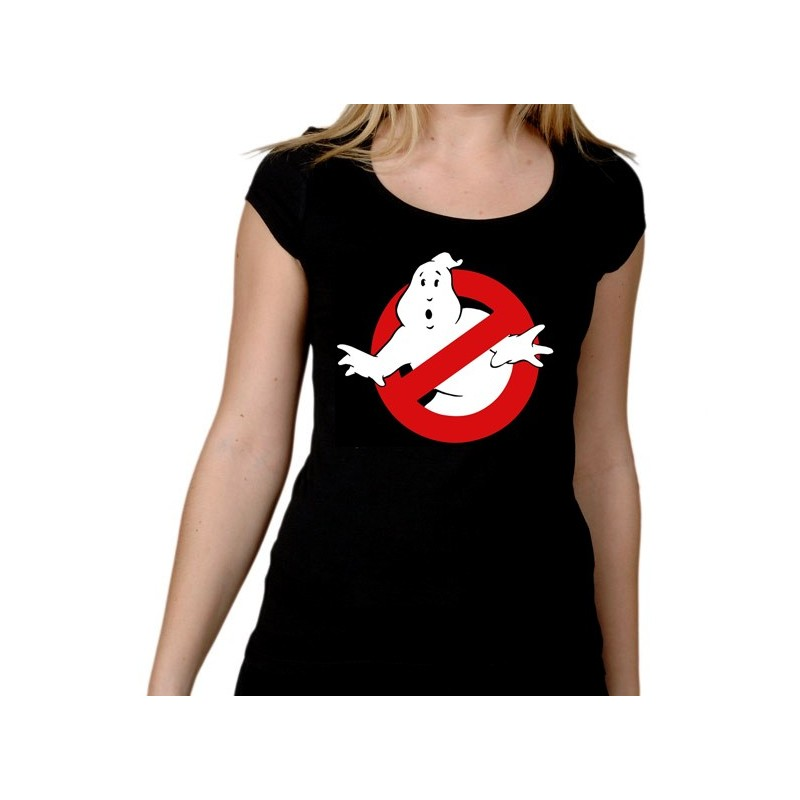 T-Shirt Ghostbusters Sos Fantomes - Femme