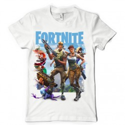 T-Shirt Fortnite team