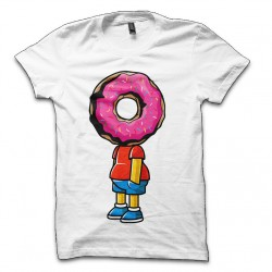 T-Shirt Bart Simpson Donut