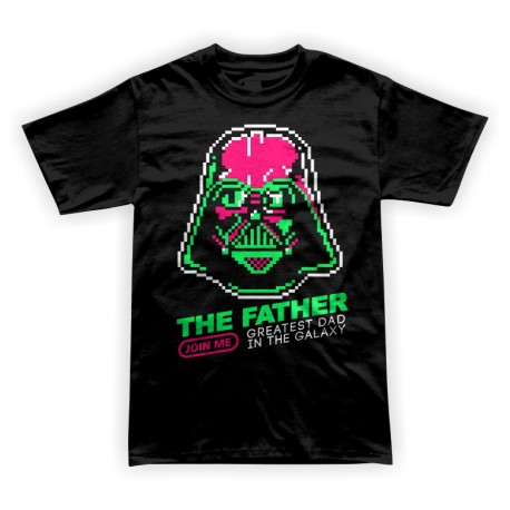 T-Shirt Dark Vador The father of galaxy